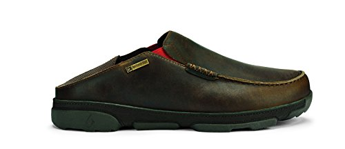 Carob OLUKAI Footwear Wood Na'i WP Men's Dark IwqW6fUrw