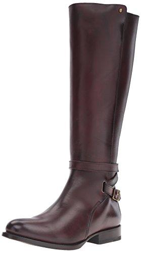 Frye Women's Jordan Strap Tall Riding Boot Bordeaux MIS9EAha