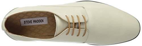 Steve Madden Mens Travare Oxford Off White