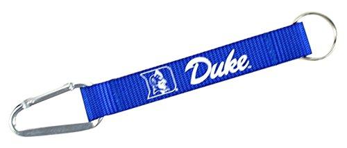 NCAA Duke Blue Devils Carabiner Lanyard Keyring