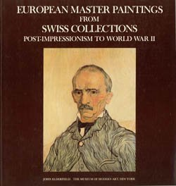 European Master Paintings from Swiss Collections: Post-impressionism to World War II