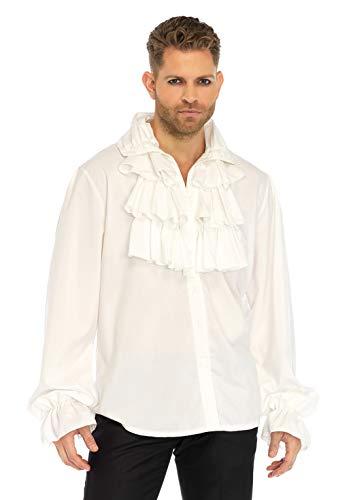 Seinfeld Halloween Costumes (Leg Avenue Men's Costume, White,)