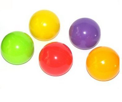 Playskool Replacement Ball Set for Ball Popper Toys - Elefun & Busy Ball Popper (Colors may -