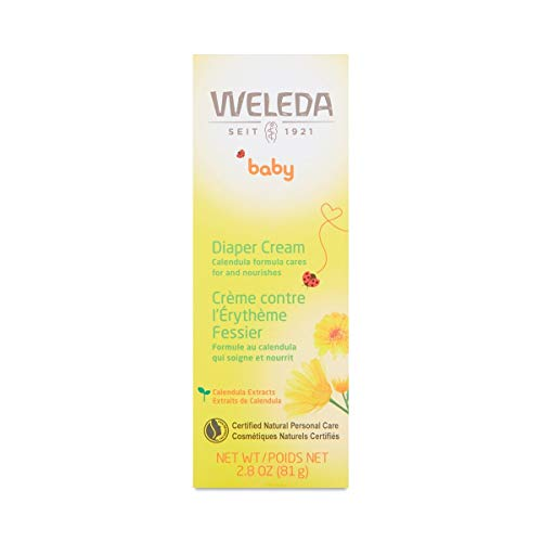 Weleda Baby White Mallow Cream for Eczema
