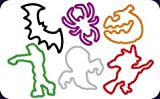 "Halloween Silly Bandz 24-Pack + Free ""Forever Necklace"" To Wear Your Halloween Bandz!!!"
