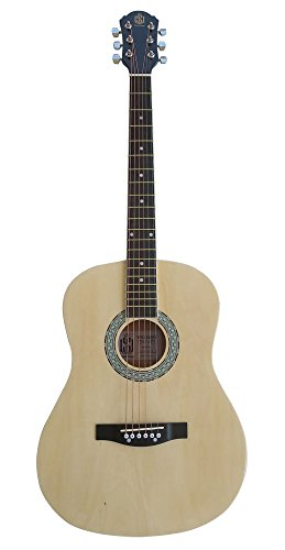 World Stage WS114001 38-Inch Student Acoustic Guitar Kit by World Stage