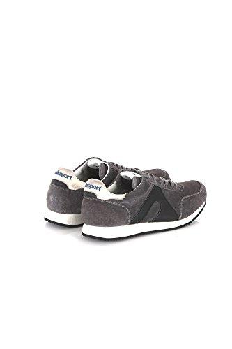 ATALASPORT Sneakers Uomo 45 Grigio 10011 Super Suede Autunno Inverno 2017/18