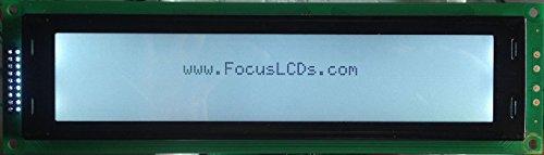 Fstn Lcd - 40x4 Character LCD (190x54) FSTN White