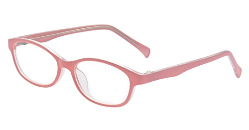 Outray Classic Retro Fashion Style Clear Lenses Glasses Frame Eyewear 2182c3 Pink