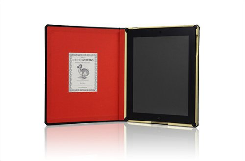 DODO case for iPad 2/3 (Red Interior) IP311201