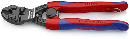 Bolt Angled Head Cutters (Knipex Tools 71 22 200 T BKA 8