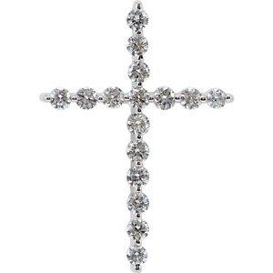 0.25 Ct Tw Cross - 4