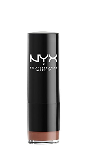 NYX PROFESSIONAL MAKEUP Extra Creamy Round Lipstick, Cocoa, 0.14 Ounce