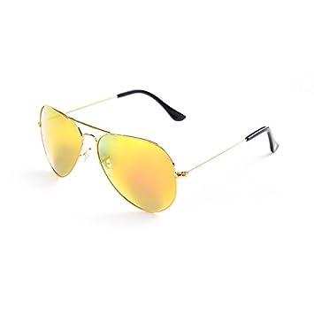 LLZTYJ Gafas De Sol/Gafas De Sol Polarizadas Gafas De Sol Mujer Gafas/Regalos/Decoración/Día De San Valentín, D Naranja Amarilla: Amazon.es: Deportes y aire ...