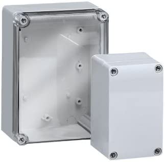 Eldon cajas de bornas - Caja abs tapa opaca 125x175x100: Amazon.es ...