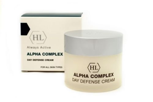 HL Holy Land Alpha Complex Day Defense Cream 50ml / 1.7oz Anti Aging by GoodSkin