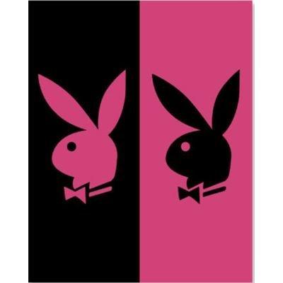 Playboy 10185000 Beach Towel Love 150
