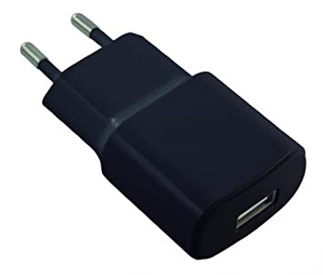 Ksix LXCDU2 - Cargador de Red USB Contact de 2 A, Color ...