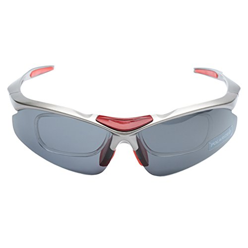 WOLFBIKE POLARIZE Sports Cycling Sunglasses for Men Women Cycling Riding Running - Polarize Glasses