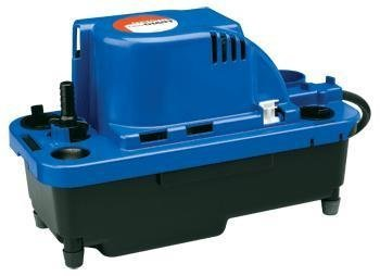 Little Giant 554521 VCMX-20UL 230-volt Automatic Condensate Removal Pump, 1-Pack by Little Giant Outdoor Living ()