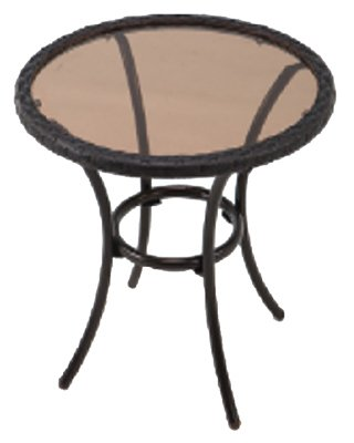 Letright Industrial 700.064.02 Natural Organic Fairlane Side Table