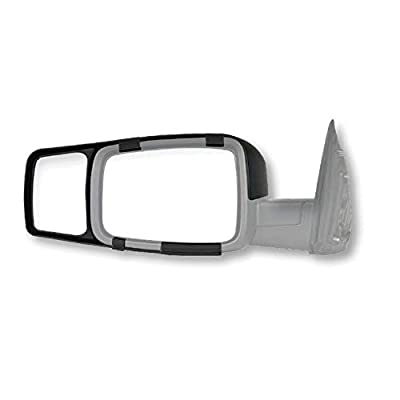 Fit System Black K-Source 80710 Towing Mirror Ram 1500 2009-11