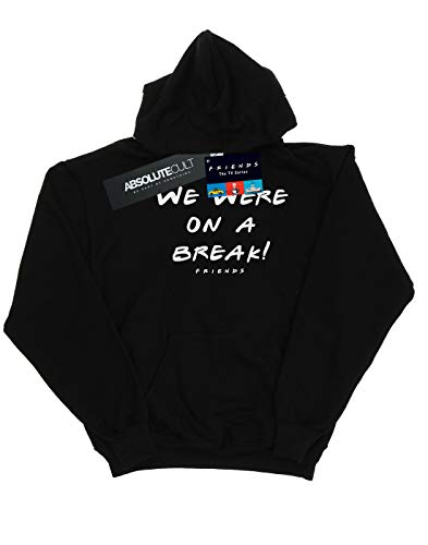 Garçon Friends Break Noir Were À Absolute Text Cult Sweat On A We Capuche OqExfSCw