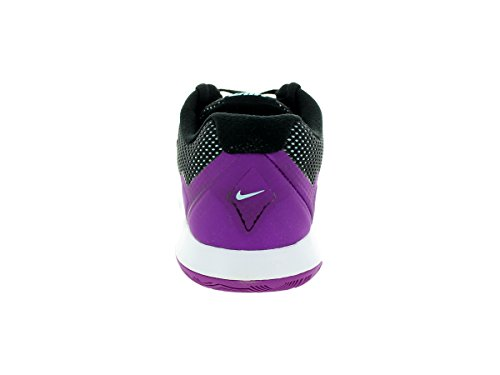 Nike Flex Ervaring Rn 5 Hardloopschoen Zwart / Copa / Wit / Levendige Paars
