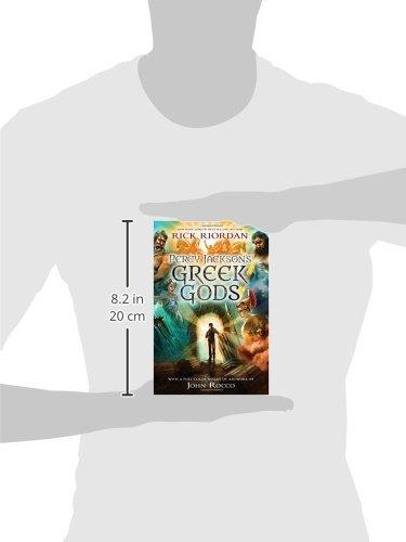 Percy Jackson's Greek Gods by Disney-Hyperion (Image #1)