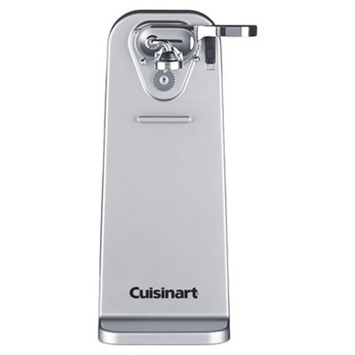 Cuisinart Deluxe Can Opener, Brushed Stainless Steel