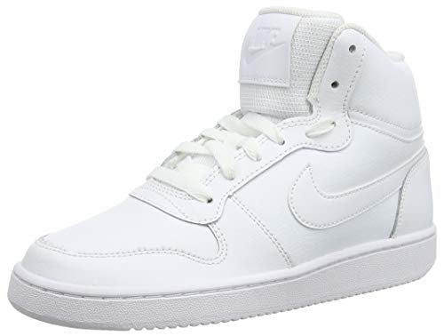 Multicolour 100 Nike Basketball Shoes Ebernon White White Women's Mid WMNS rzqHrYF