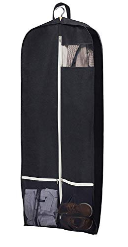 SLEEPING LAMB Breathable Gusseted Garment Bag 54