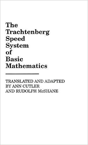 The Trachtenberg Speed System of Basic Mathematics: Amazon.es ...