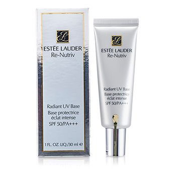 Estee Lauder Re-Nutriv Radiant UV Base SPF 50/1 oz. - No Color by K6 Skin Care