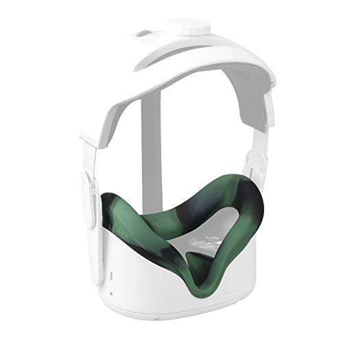 Silicone Face Cover Elygo para Oculus Quest 2 - Camouflage