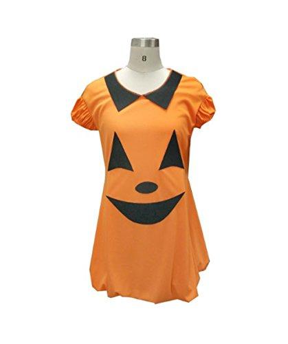 Playful Pumpkin Costume