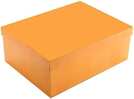 Versa Caja Carton Colores Fluor XXL, Multicolor, No Aplica: Amazon.es: Hogar