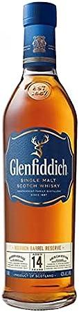 Glenfiddich Glenfiddich 14 Years Old BOURBON BARREL RESERVE Single Malt Scotch Whisky 43% Vol. 0,7l in Giftbox - 700 ml