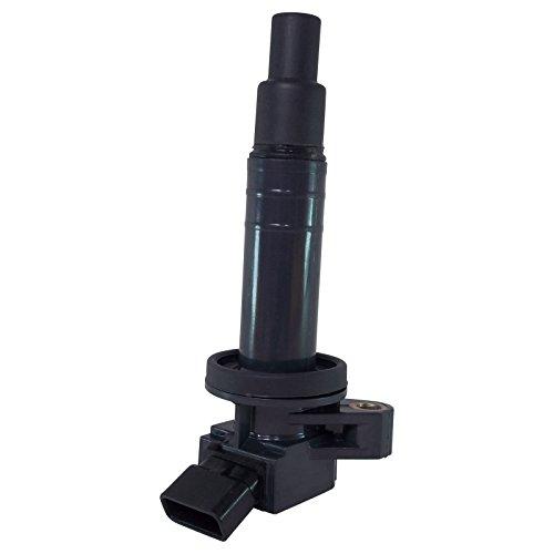 (Ignition Coil 1 Piece for Celica Corolla Matrix MR2 Vibe 1.8L 1ZZFE compatible with UF-247 / UF247)