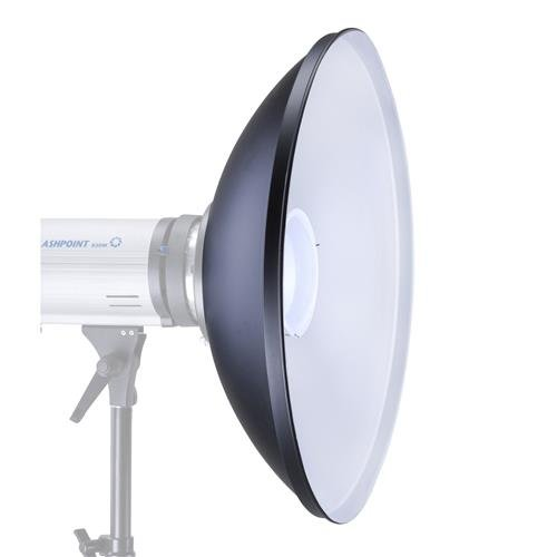 Glow 22'' White Beauty Dish for Bowens Mount