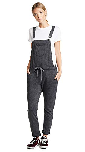 (Z SUPPLY Women's Overalls, Black, X-Small)