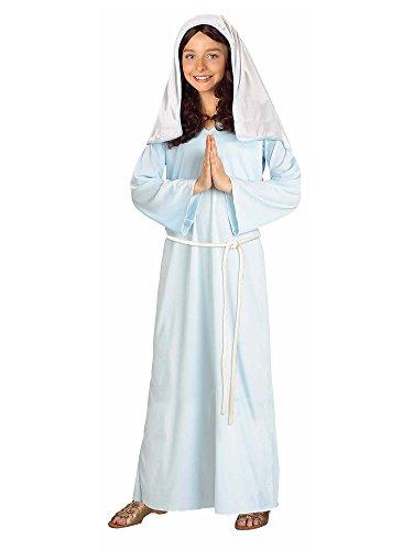 Forum Novelties Biblical Times Mary Costume, Child Medium