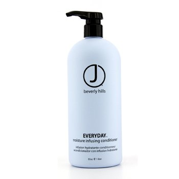 Body Infusing Conditioner - J Beverly Hills Everyday Moisture Infusing Conditioner 32oz