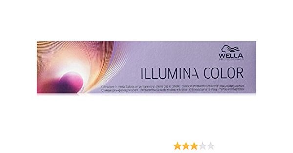WELLA PROFESSIONALS TINTE ILLUMINA COLOR 60ML 8/13
