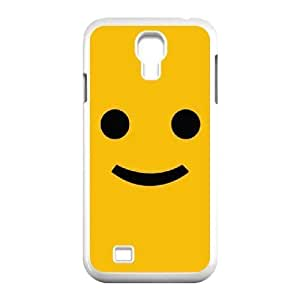 Cell phone case Of Smile Face Bumper Plastic Hard Case For Samsung Galaxy S4 i9500