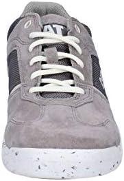 Caterpillar CAT Fashion-Sneakers Men Suede Grey