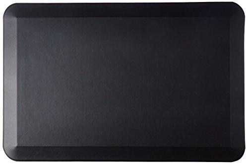 (Imprint CumulusPRO Professional Standing Desk Anti-Fatigue Mat 20 in. x 30 in. x 3/4 in. Black (9020) )