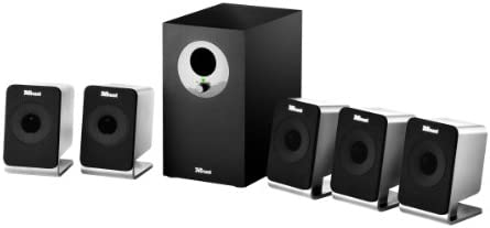 Trust SoundForce 5.1 - Pack de Altavoces: Amazon.es: Informática