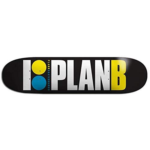 【限定製作】 プランビー (PLAN B) デッキ TEAM OG NEON TEAM B07PHTH9DM (PLAN 7.75 スケートボード スケボー デッキ B07PHTH9DM, アルファヴィータonlineshop:f533f7ea --- kickit.co.ke