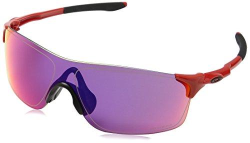 40b6dbbfcb Amazon.com  Oakley Mens EV Pitch Sunglasses Black Prizm  Clothing